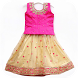 Kids Lehenga Designs by Sanketika