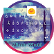 Mirror World Theme&Emoji Keyboard