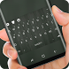 Black Wood Keyboard Theme for Huawei by Sexy Theme for Smart Phone