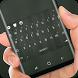 Black Wood Keyboard Theme for Huawei