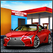 Service Station Rinse Car by Cyberstorm Studios