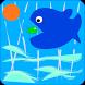 Simple Tiny Fish Game by rainyseasun