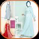 Abaya Women Photo Frames by LinkopingApps