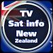 TV Sat Info New Zealand by Saeed A. Khokhar
