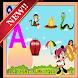 Kids Preschool Alphabet by Mr MedMan