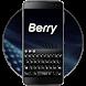 Keyboard for Blackberry by Keyboard Theme Studio