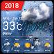 New 2018 Weather App & Widget by Weather Widget Theme Dev Team