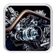 Car Engine 3D Live Wallpaper