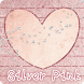 Glitter Pink Love Launcher by Songandong