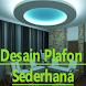 Desain Plafon Sederhana by Kim Oke