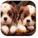Cute Dogs Keyboard by Keyboard Creative Park