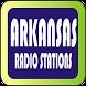 Arkansas Radio Stations by Tom Wilson Dev