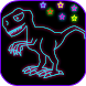 Kids Glow Draw and Paint! by Twopro Productions
