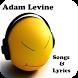 Adam Levine Songs & Lyrics by andoappsLTD