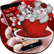 Cute Red Cup Teddy Bear Theme by Beauty Stylish Theme