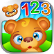123 Kids Fun Numbers - Go Math by 123 Kids Fun Apps - Educational apps for Kids