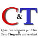 Quiz Concorsi e Test Ingresso by Giancarlo Abruzzese