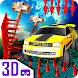 Impossible car escape 3d stunts Speed Racing mania by Game False