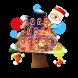 Santa Claus and Elk Christmas exclusive keyboard by Bestheme theme&keyboard studio 2018