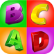 Alphabet Match Puzzle For Kids by MStudio Games