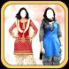 Women Fashion Patiala Dresses by Poppy Apps
