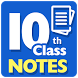 10th Class Notes by ApprocxApps