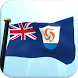 Anguilla Flag 3D Wallpaper by I Like My Country - Flag