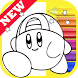 How Draw Coloring for Kirbу by Fans by Draw Coloring Studio Dev