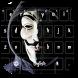 Anonymous Mask Wallpaper Theme by M Typewriter Theme Studio