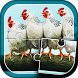 Farm Animals Jigsaw Puzzle by Kaya