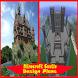 Castle Design Plans by COBOYAPP
