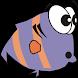 Swimming Fish Feeding Frenzy by FandLabs