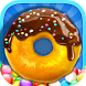 Donut Recipe: Pastry Chef Kids by Kids Food Games Inc.