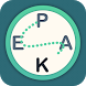 Letter Peak - Word Search Up by SMART UP INC