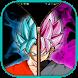 Goku Black Goku Lock Screen by GOGOQU