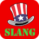 American Slang Dictionary by Edigeo