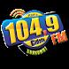 Rádio 104.9 Cidade FM Guanambi by Mr informática