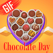 Chocolate Day GIF 2018 by genius bee