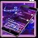 Sagittarius Constellation Warrior Keyboard Theme by Brandon Buchner