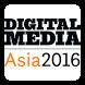 Digital Media Asia 2016 by KitApps, Inc.