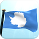 Antarctica Flag 3D Wallpaper by I Like My Country - Flag