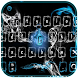 Ghost Keyboard Theme skull ghost and smoke by NeoStorm We Heart it Studio