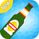 Flip Bottle Beer Challenge by game casual