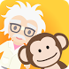 Memory Games for Adults Chimp by Llama Institute