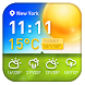 5 Day Local Weather Forecast by Weather Widget Theme Dev Team