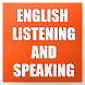 English Listening and Speaking by Wonder Bear