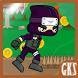 Ninja Run - infinite runner by GamesGeeks.TNT
