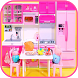 Kitchen Cooking for Toys by app.all