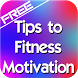 Tips to Fitness Motivation by Danny Preymak