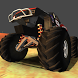 Monster Trucks Offroad by Donald Nelson